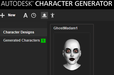 3D Character Generation – my-animation